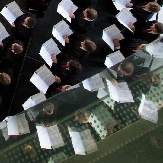 Our Choir on the Katowice Kultura Natura festival