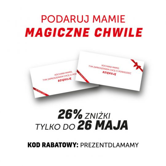 26% discount for mothers