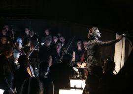 Dyrygent i Orkiestra Opery i Filharmonii Podlaskiej.