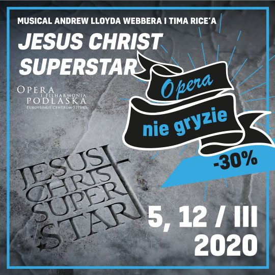"""Akcja """"Opera nie gryzie"""" po raz pierwszy w 2020 roku!"""