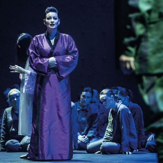"""""""Turandot"""" Pucciniego w reż. Marka Weissa powraca na Dużą Scenę Opery!"""