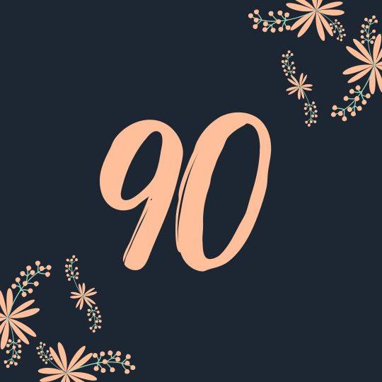 90. urodziny Romualda Twardowskiego