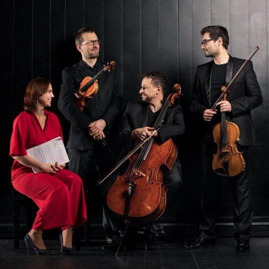Płyta Trio Lontato z utworami Żeleńskiego