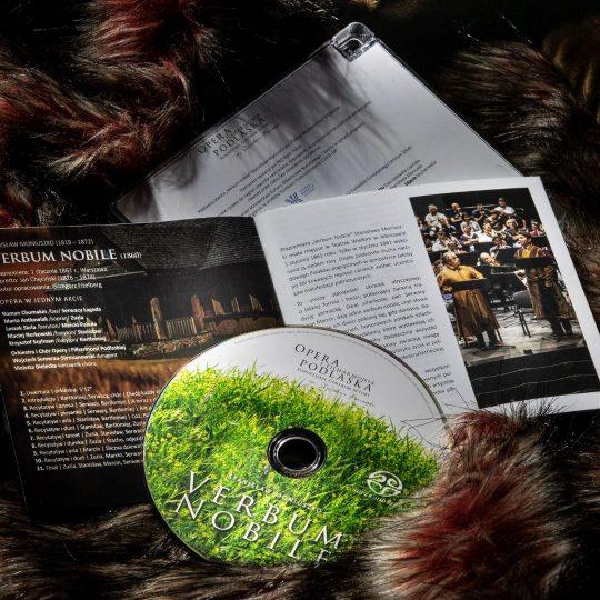 """Płyta """"Verbum nobile"""" już w sprzedaży!"""