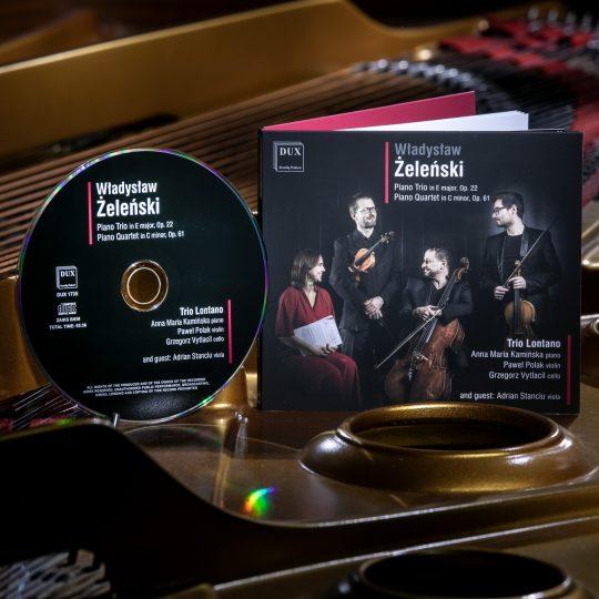 """""""Nasączone indywidualizmem twórcy oraz potężną dawką emocji"""" – recenzje albumu Trio Lontano"""