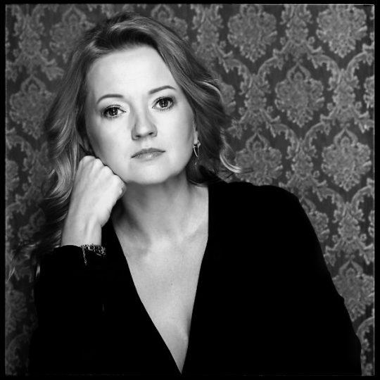 Joanna Małaszyńska portret